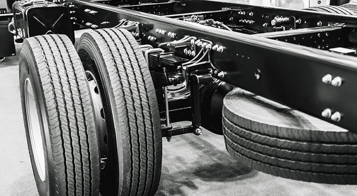 Diesel Pickup Truck Chassis Repair & Service