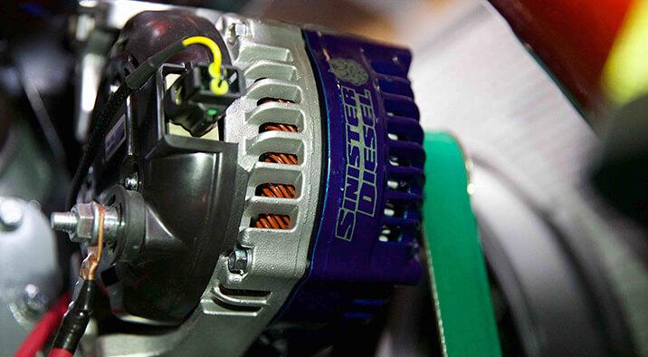Diesel Pickup Truck Electrical System Repair & Service