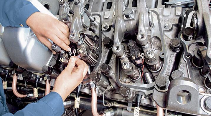Diesel Pickup Truck Engine Repair & Service
