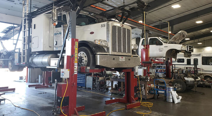 Diesel Pickup Truck Preventative Maintenance