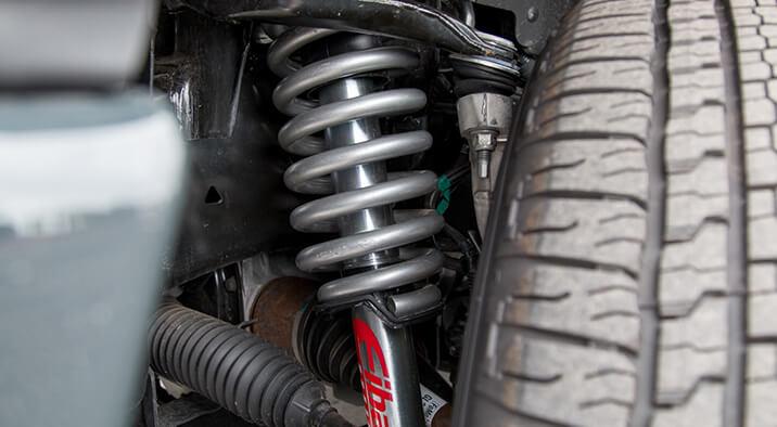 Diesel Pickup Truck Suspension Repair & Service