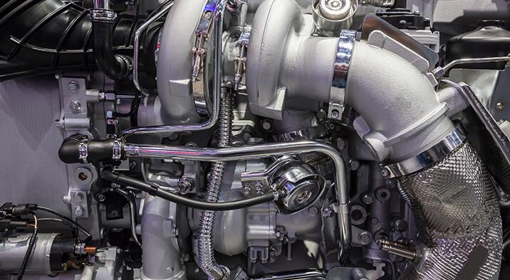 Diesel Pickup Truck Turbocharger Repair & Service