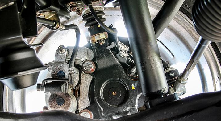 Diesel Pickup Truck Brake Repair & Service
