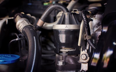 Chevrolet Duramax Dirty EGR Valve Cleaning