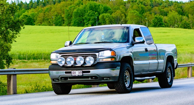 Signs of Suspension Issues in Your GMC Duramax