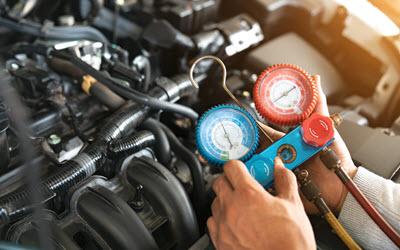 GMC Duramax AC & Heating System Repair