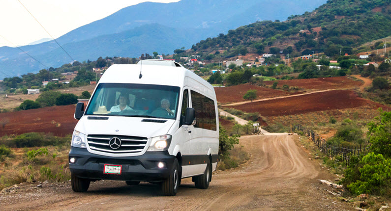 Signs of Suspension Issues in a Mercedes Sprinter from Experienced Mechanics in Jeffersonville