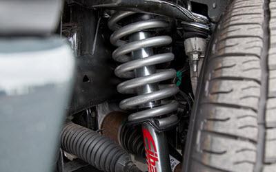 Mercedes Sprinter Suspension Issues Fix