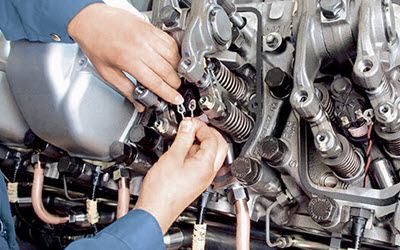 Chevrolet Duramax Engine Repair
