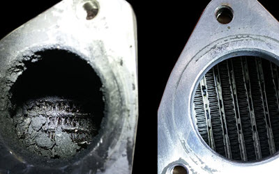 Ford Powerstroke EGR System Cleaning