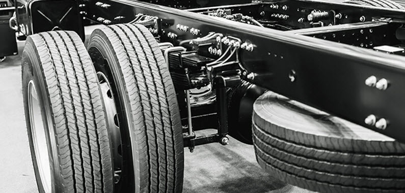 Dodge Cummins Chassis Repair