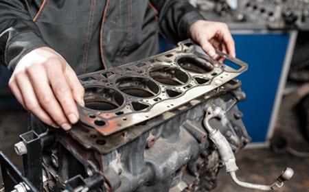 Ford Powerstroke Head Gasket Repair