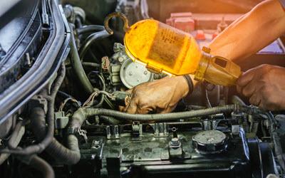 Chevy Duramax Engine Inspection