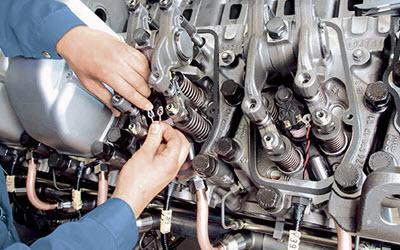 Dodge Cummins Engine Repair