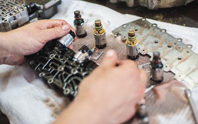 Chevrolet Duramax Automatic Transmission Repair