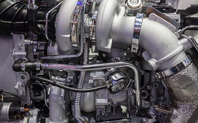 Dodge Cummins Turbo Repair